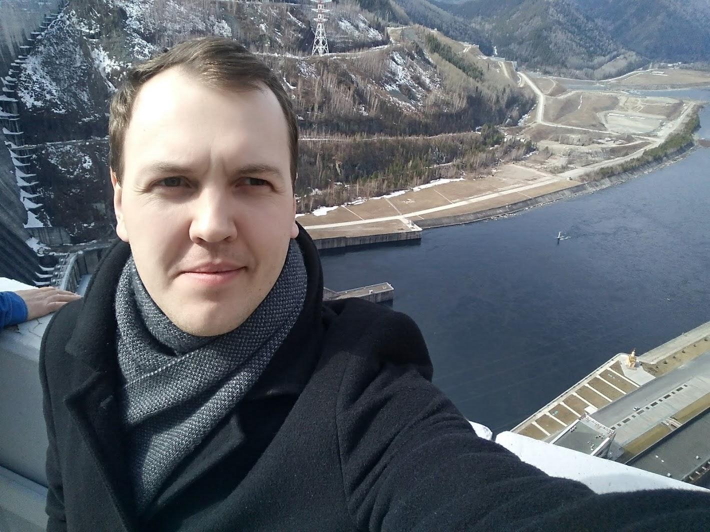 Pavel Nikitin