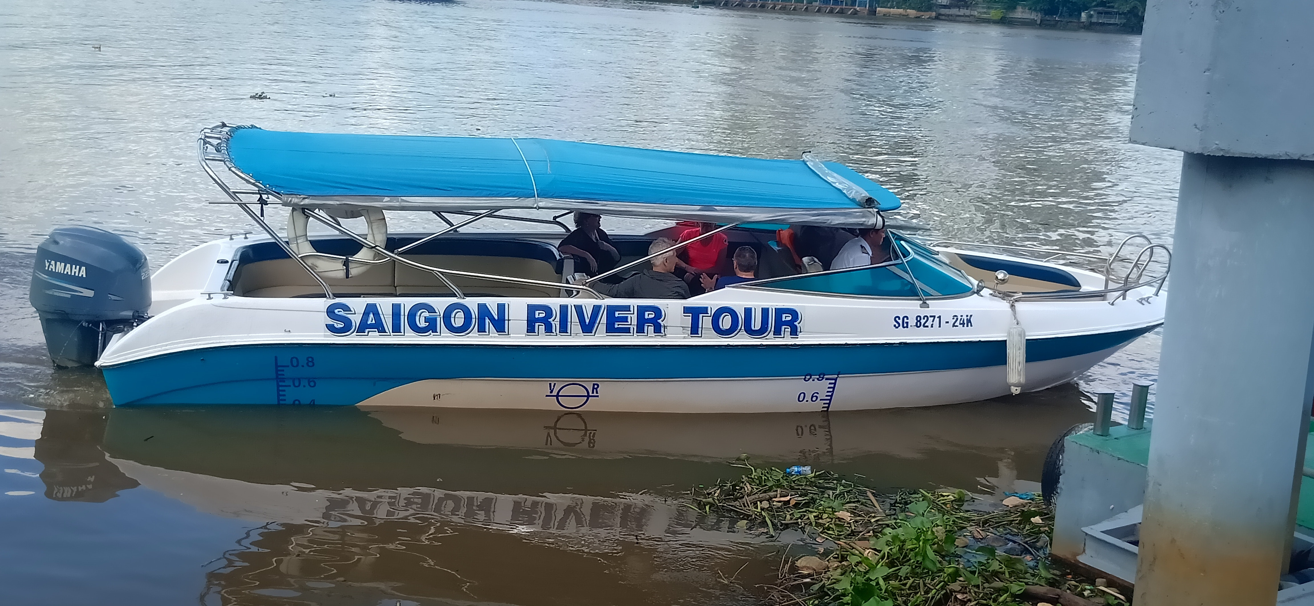 Saigon River Tour